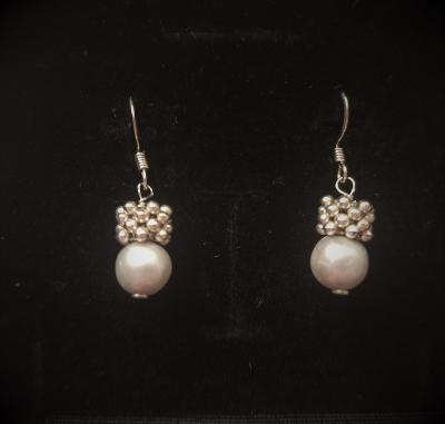 perlové náušnice JwL Luxury Pearls - DÁRKOVÉ BALENÍ !