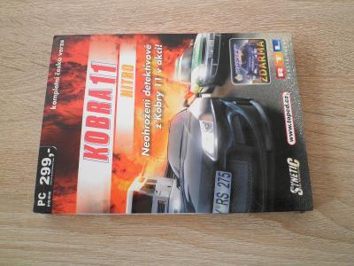 PC DVD  Kobra 11 nitro