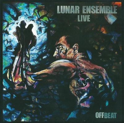 CD LUNAR ENSEMBLE - LIVE OFFBEAT / zapečetěné