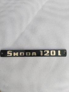 škoda logo 120l