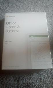 Microsoft Office 2019 Home&Business BOX/KRABICE | PC/MAC + faktura