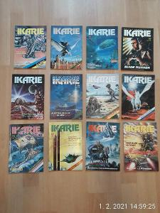Ikarie - ročník 1993 - komplet 1-12