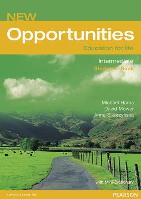 New opportunities, Intermediate Student´s Book, učebnice angličtiny