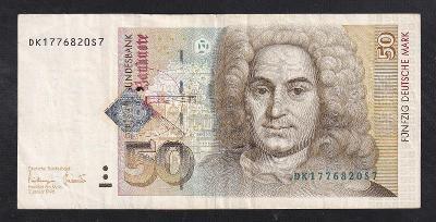 VZÁCNĚJŠÍCH 50 MAREK 1996 - NÁDHERNÁ!