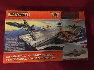 matchbox SKY BUSTERS