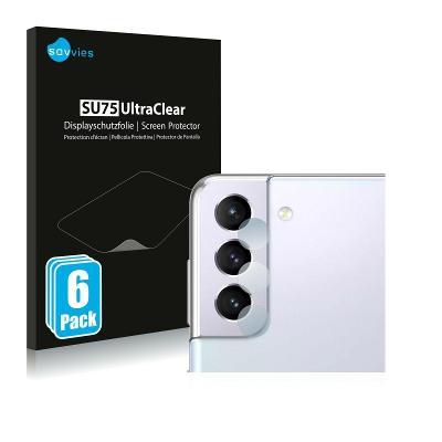 6x Ochranná fólie - Samsung Galaxy S21 5G (zadní foťák)