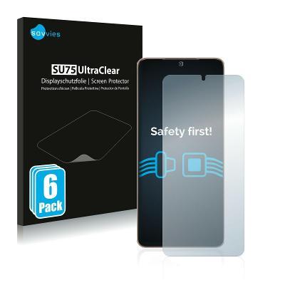 6x Ochranná fólie - Samsung Galaxy S21 Plus 5G