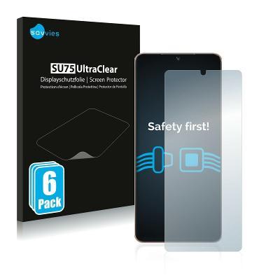 6x Ochranná fólie - Samsung Galaxy S21 Ultra 5G