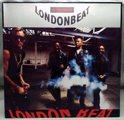 Londonbeat – In The Blood 1990 Germany Vinyl LP 1.press
