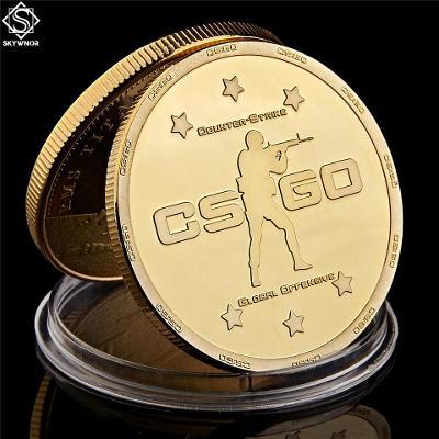 Pamětní mince - Counter Strike CS: GO