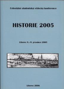 sborník Historie 2005