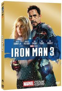 IRON MAN 3 (DVD) - EDICE MARVEL 10 LET