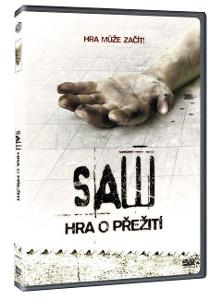 SAW - HRA O PŘEŽITÍ (DVD)