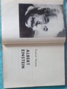 ALBERT EINSTEIN - Friedrich Herneck