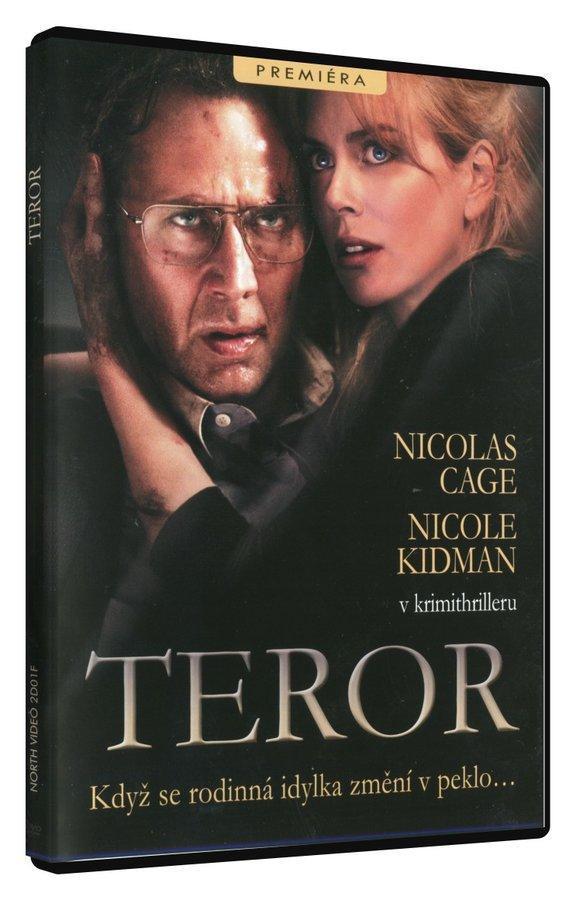 TEROR (DVD)  - Film