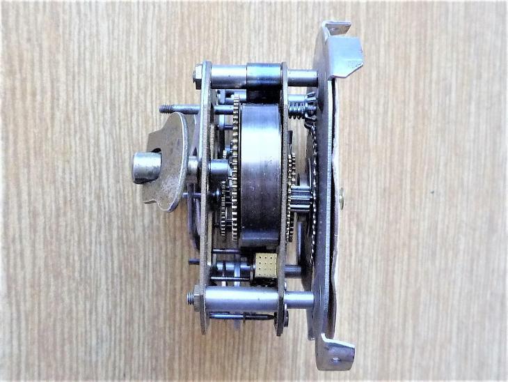 Strojek do budíku RUHLA #579-54 - Starožitnosti