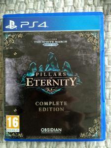 Hra Pillars of Eternity PS4