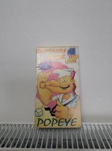 VHS kreslené