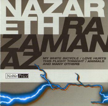 CD - NAZARETH - Razamanaz