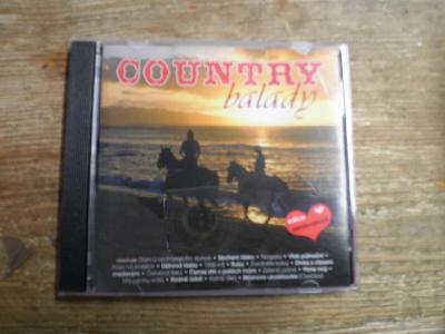 CD Country balady