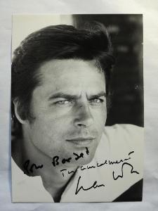 Autogram podpis Sorel Jean