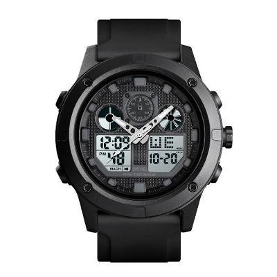 Hodinky SKMEI 1514 DUAL TIME pánské sportovní digitální vodotěsné 50m