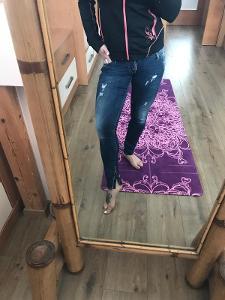 Bokovky Dsquared2 slim jeans 38 pc 10.000 Kč
