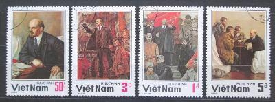 Vietnam 1984 V. I. Lenin Mi# Mi# 1501-04 2316