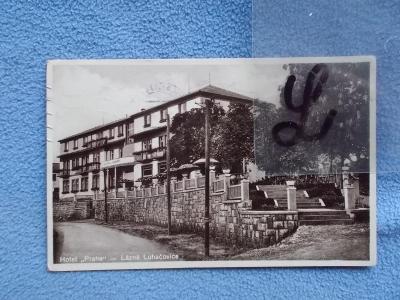 Zlín Lázně Luhačovice hotel Praha