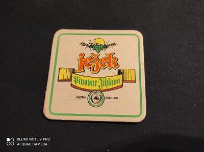 Pivovar Jihlava ježek tácek