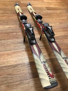 Dětské lyže elan 128cm