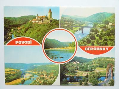 hrad Křivoklát, Roztoky, Zbečno, Skryje, Rakovník - koupaliště Děče