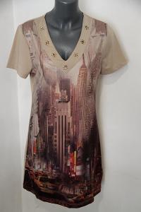 SARAH KERN příjemné pružné šaty M