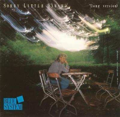 "LP- BLUE SYSTEM - Sorry Little Sarah (12""Maxi singl)´1987 HANSA Rec."