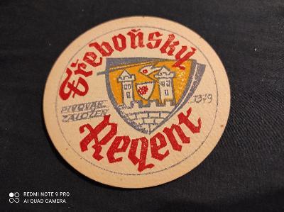 Třeboňský Regent tácek