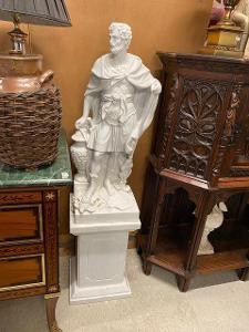 Mramorová socha