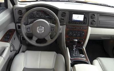 Jeep Commander 06-10 , sada airbagů MOPAR