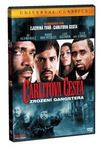 Carlitova cesta: Zrození gangstera - DVD
