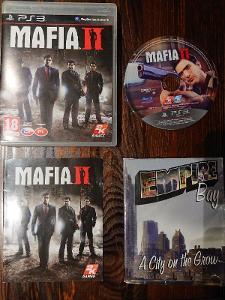 Mafia Ps3 v Češtině Včetně Mapy Empire Bay