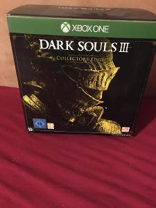 DARK SOULS 3 COLLECTORS EDITION X BOX ONE FULL