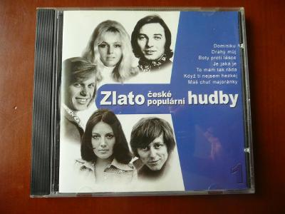 ZLATO CESKE POPULARNI HUDBY (Gott,Matuska,Neckar,Korn,Zagorova,Zich..)