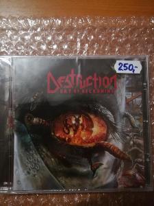 Prodám CD Destruction - Day Of Reckoning