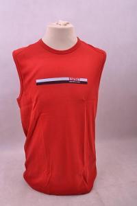 Pánské triko bez rukávu zn. Esprit vel.XXL (6670M)