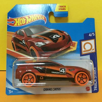 Grand Cross - track stars - Hot Wheels 2021 123/250 (E9-70)