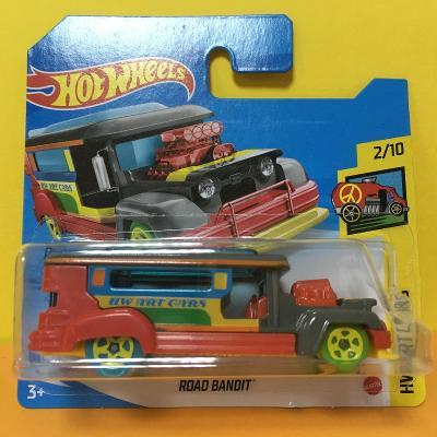 Road Bandit - Hot Wheels 2021 20/250 (E14-72)