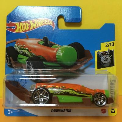 Carbonator - Hot Wheels 2021 6/250 (E14-74)
