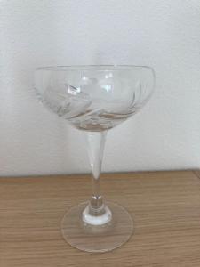 Skleničky na šampaňské 6 ks