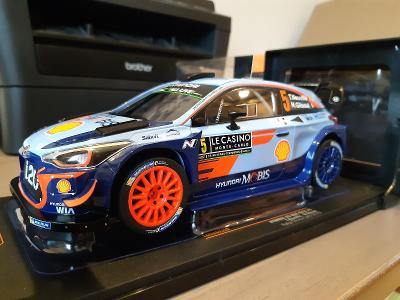Hyundai i20 WRC 2018  #5  T.Neuville/N.Gilsoul  RMC 2018 1:18 IXO