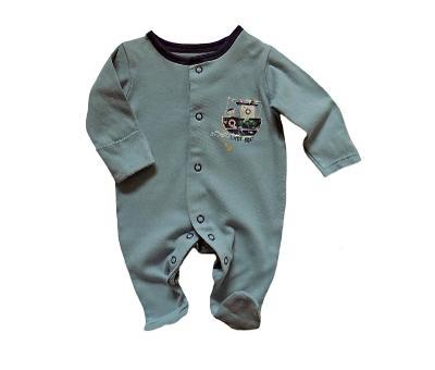 Námořnické dupačky pro předčasně narozené miminko 100% bavlna