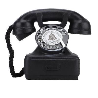 Vintage retro model telefonu Wisconsin USA